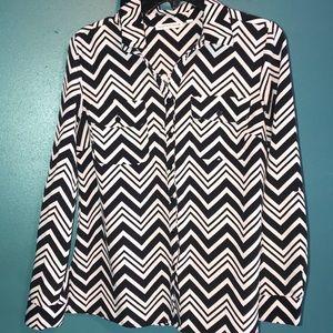 Women's Formal Button Down Shirt